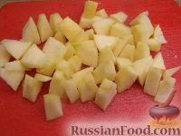 Фото приготовления рецепта: Фруктовый салат с черносливом - шаг №2