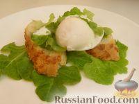 Фото к рецепту: Яйцо-пашот в микроволновке
