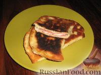 Фото к рецепту: Пирожки жареные по-сицилийски