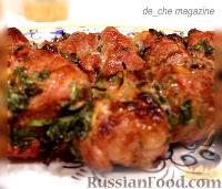 Фото к рецепту: Шашлык из баранины