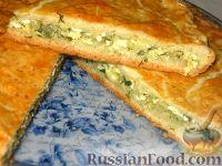 Фото к рецепту: Полтавский луковый пирог от Олега  Кензова