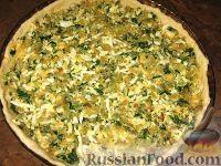 Фото приготовления рецепта: Полтавский луковый пирог от Олега  Кензова - шаг №6