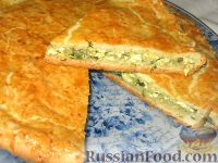Фото приготовления рецепта: Полтавский луковый пирог от Олега  Кензова - шаг №9