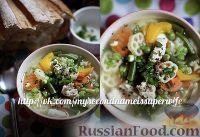 Фото к рецепту: Куриный суп с овощами