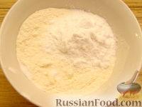 Фото приготовления рецепта: Рецепт бисквитного теста - шаг №2