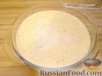 Фото приготовления рецепта: Рецепт бисквитного теста - шаг №5