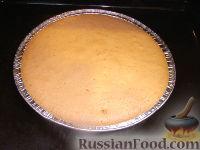 Фото приготовления рецепта: Рецепт бисквитного теста - шаг №7