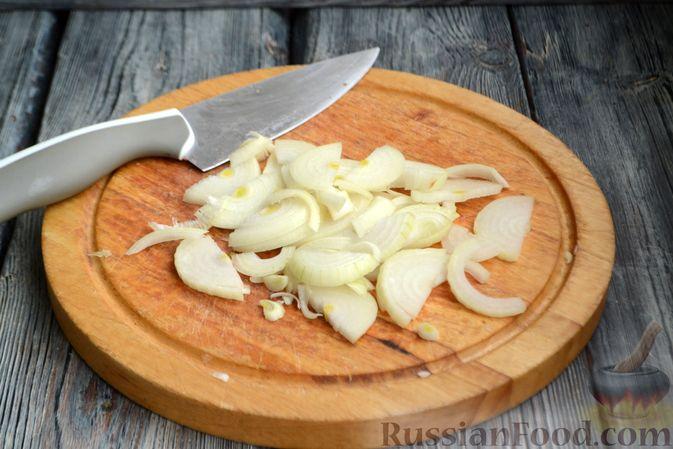 Фото приготовления рецепта: Пирог с яблоками и корицей - шаг №1