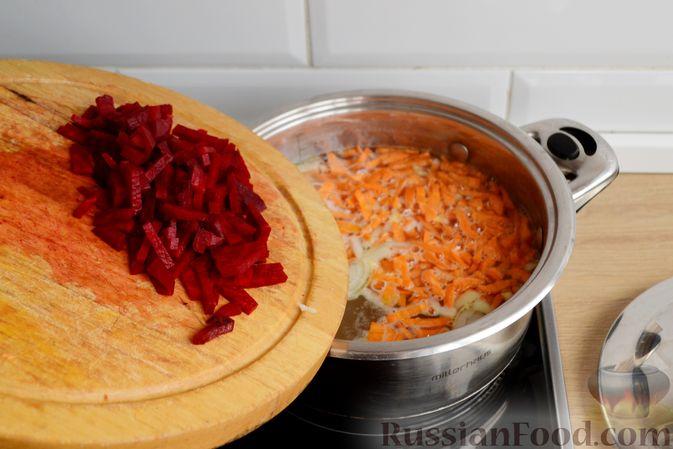 Фото приготовления рецепта: Рыба, запечённая в молоке, с сыром - шаг №4