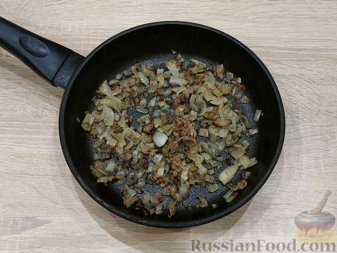 Фото приготовления рецепта: Котлеты из индейки и бекона - шаг №2