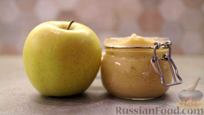 Фото к рецепту: Яблочный соус