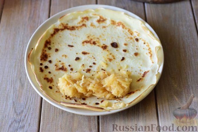 Фото приготовления рецепта: Шоколадный плавленый сыр из творога - шаг №6