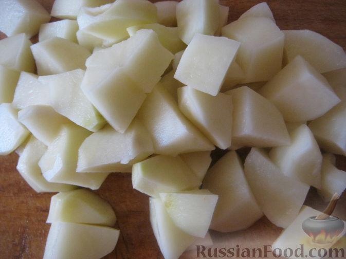 как варить суп с макаронами пошаговый рецепт