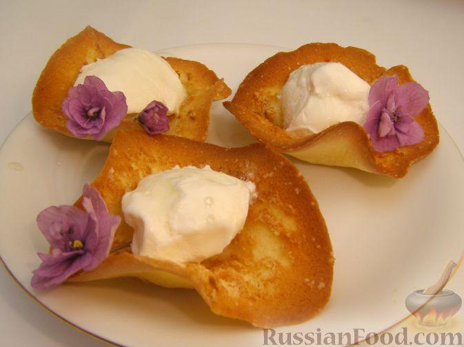 Рецепт Тарталетки сладкие, десертные