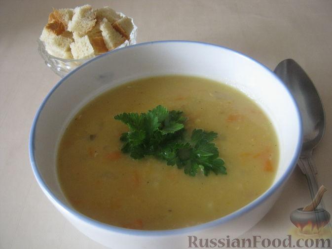 Рецепт Суп гороховый с мясом