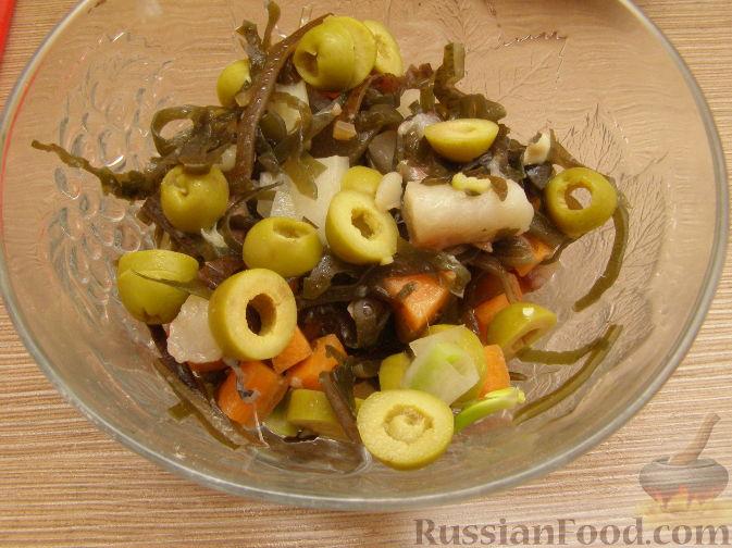 Как сделать салат с растительным маслом 363