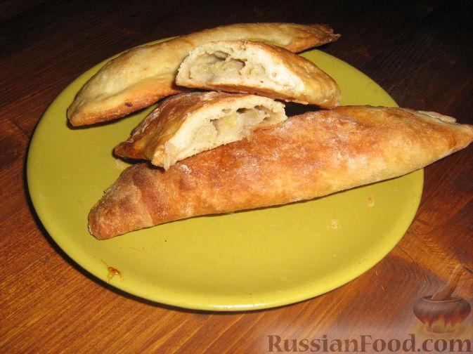 Рецепт Пирожки с фруктами