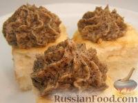 Фото к рецепту: Крем сметаный со сгущенкой