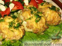 Фото к рецепту: Картофель с мясом и фасолью