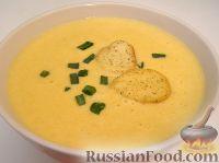 Фото к рецепту: Крем-суп из сельдерея