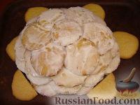 """Фото приготовления рецепта: Торт """"Черепаха"""" - шаг №14"""