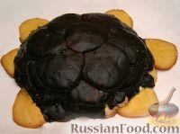 """Фото приготовления рецепта: Торт """"Черепаха"""" - шаг №19"""