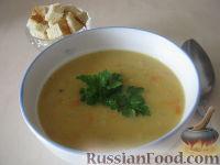 Фото к рецепту: Суп гороховый с мясом