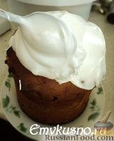 Фото приготовления рецепта: Простой кулич - шаг №15
