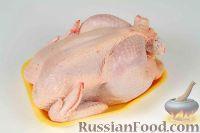 Фото приготовления рецепта: Курочка с хрустящей корочкой - шаг №1
