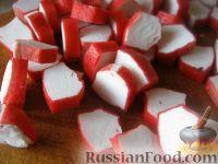 """Фото приготовления рецепта: Салат """"Столичный"""" - шаг №2"""