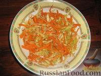 """Фото к рецепту: Салат из моркови и капусты """"по-корейски"""""""