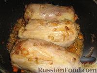 Фото приготовления рецепта: Свиная рулька (голень) в пиве - шаг №3