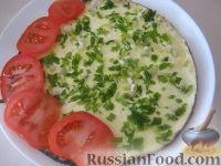 Фото к рецепту: Омлет по-болгарски