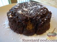 "���� � �������: ���������� �������� ""����"" (Chocolate Lava cake)"