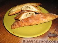 Фото к рецепту: Пирожки с фруктами