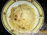���� � �������: ����� � �������� � ������ ������  (Spaghetti aglio olio)