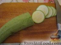 Фото приготовления рецепта: Жареные кабачки - шаг №1