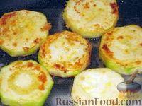 Фото приготовления рецепта: Жареные кабачки - шаг №2