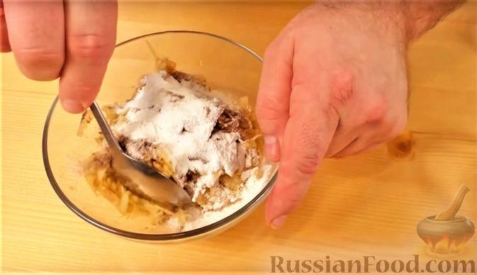 Фото приготовления рецепта: Творожные багеты - шаг №10