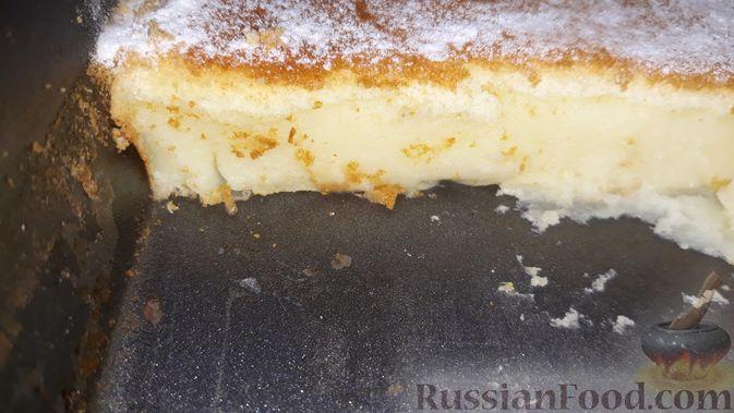 Фото приготовления рецепта: Пшенично-гречневые пирожки с зелёным луком и яйцами (в духовке) - шаг №8