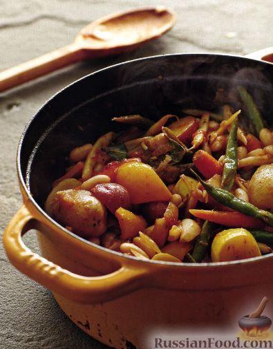 Как вкусно приготовить свиное рагу