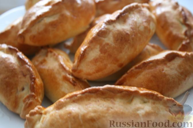 Рецепт Ароматные пирожки