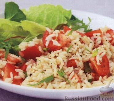 Рецепт Вегетарианский плов