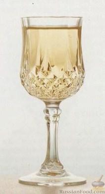 Рецепт Sherry Cocktail (коктейль на основе сухого хереса)