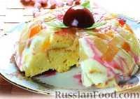 """Фото к рецепту: Торт """"Экзотика"""""""