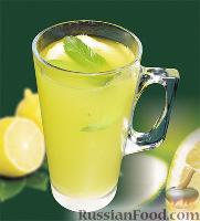 Фото к рецепту: Лимонад с фазенды