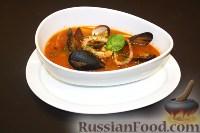 ���� � �������: ����� �� ���� (Zuppa di pesce)
