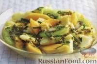 Фото к рецепту: Фруктовый салат Тропический