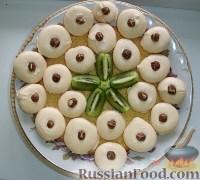 Фото к рецепту: Тортик с безе