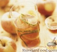 Фото к рецепту: Коктейль «Стакан сидра»